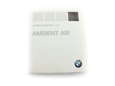 Wkład zapachowy Ambient Air Authentic Suite No. 1 BMW M5 F90 X3 G01 X4 G02 X5 G05 X7 G07 G11 G12 G30 G31 6GT G32