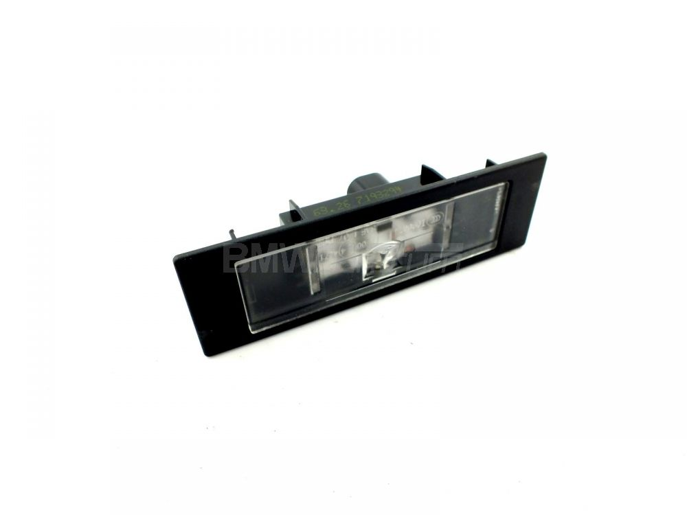 Lampka Diodkowa Led Podświetlenia Tablicy Rejestracyjnej Bmw E81 E87 Z4 E89 F06 F12 F13 F20 F21 I3 I01