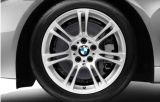 "Felga aluminiowa 18"" Wzór Styling Double Spoke 350 M Power przód BMW F06 F10 F11 F12 F13"