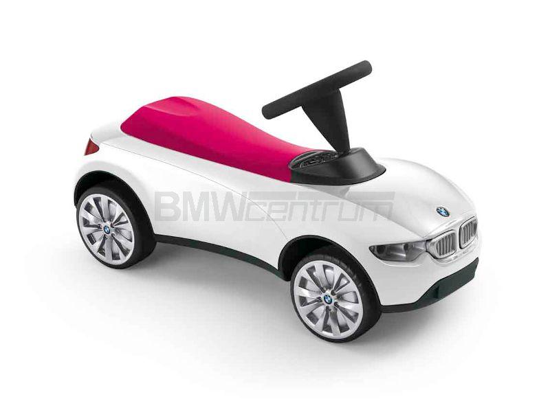 bmw baby racer iii bia o malinowy sklep. Black Bedroom Furniture Sets. Home Design Ideas