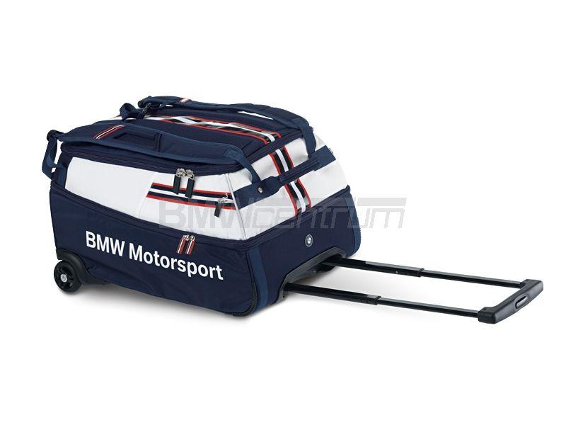 9d36294d4efb7 Torba podróżna BMW Motorsport, granatowo-biało-czerwona - sklep ...