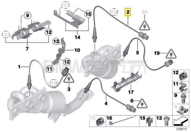 N52 N54 Belt Tensioner Ryangmw Bmw E90 Serpentine Belt Diagram Bmw